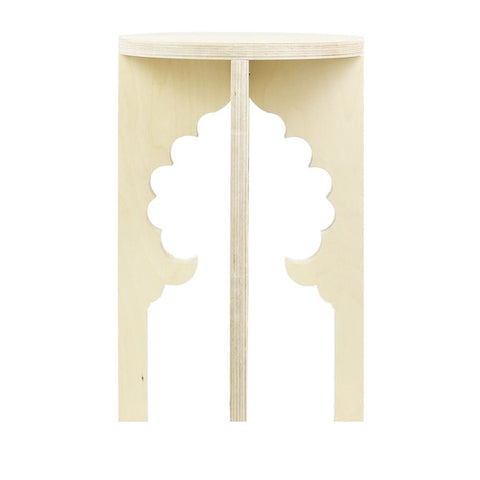 Moorish Arch Stool
