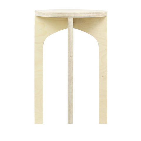 Four-Centered Arch Stool