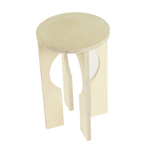 Horseshoe Arch Stool