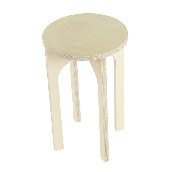 Three-Centered Arch Stool