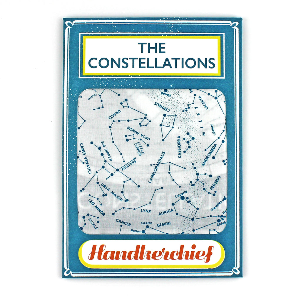 Constellations Handkerchief - Sukie