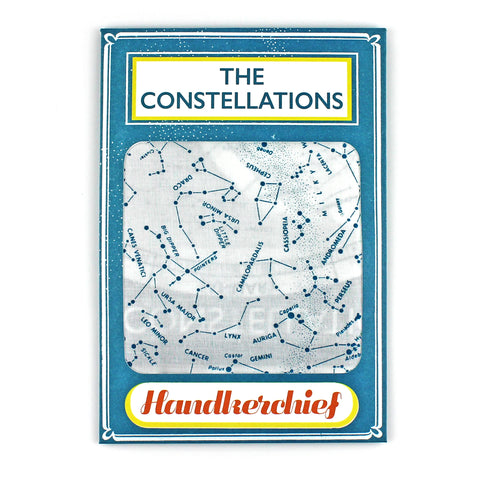 Constellations Handkerchief