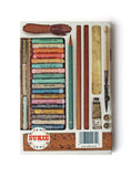 Vintage Style Artist Notebook - Sukie