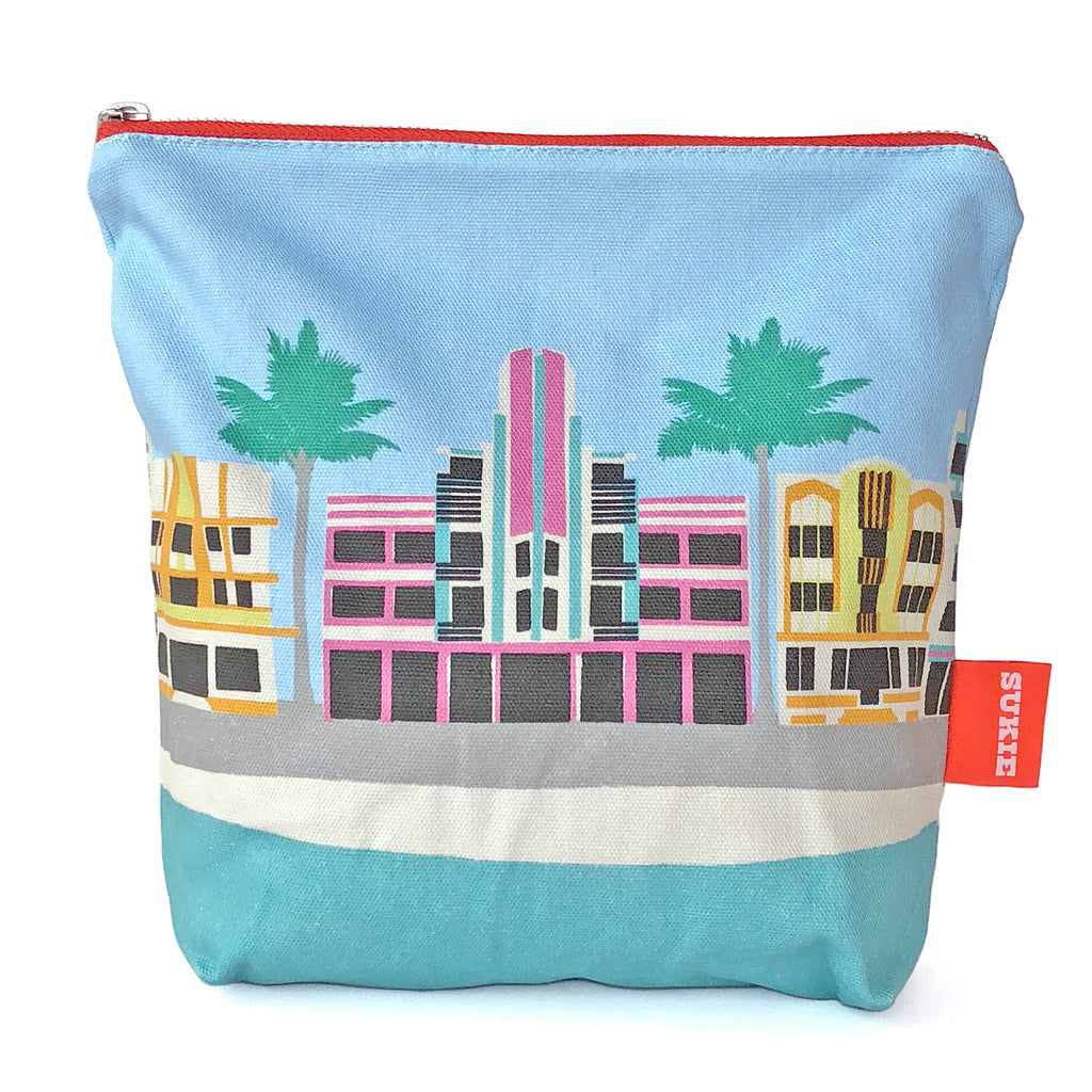 Pouch - Miami Deco - Sukie