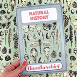 Natural History Handkerchief - Sukie