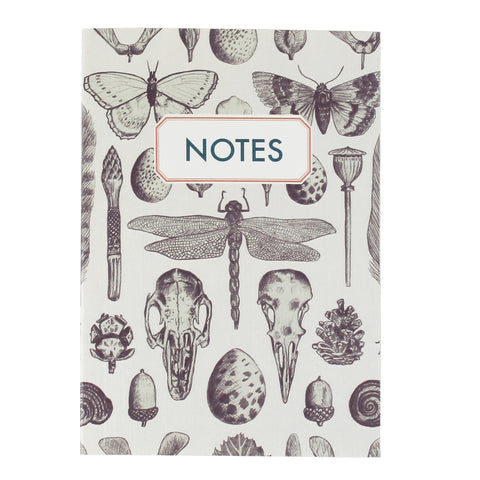 Natural History Note Book