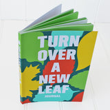 Turn Over a New Leaf Journal - Sukie