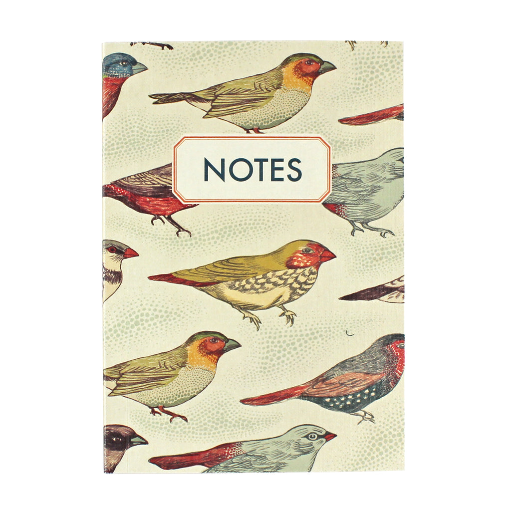 Bird Design Note Book - Sukie