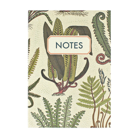 Fern Note Book