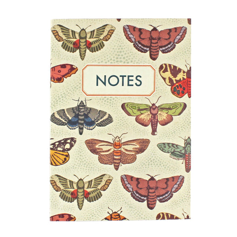 Moth Design Note Book