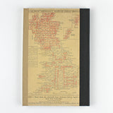 OS Map Cover Book - Sukie