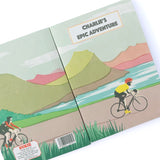 Cycling Journal - Sukie