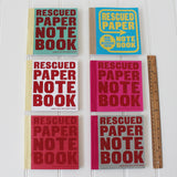 Rescued Paper Notebook - Sukie