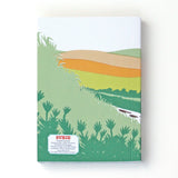 Personalised Blue Sunshine Camper Travel Journal - Sukie