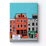 Personalised Downtown Travel Journal - Sukie