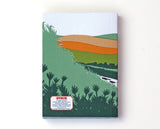 Personalised Red Sunshine Camper Travel Journal - Sukie
