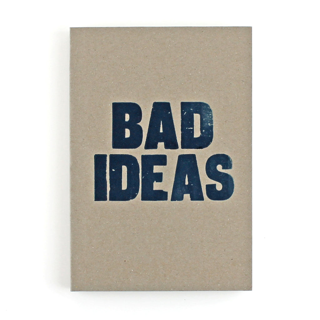 LETTERPRESS Bad Ideas - Sukie