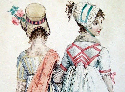 Women In Hats: A Potted History…