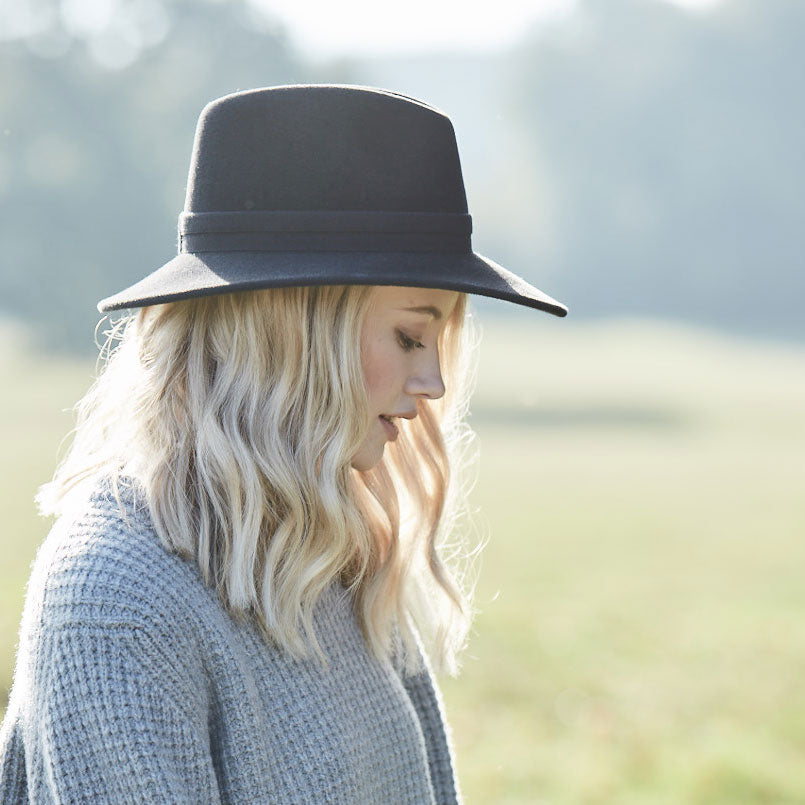 Your new BFF: The CBH (Classic Black Hat)