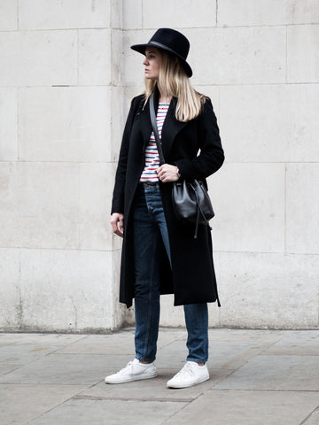 Style&Minimalism Shares Transitional Dressing Tips