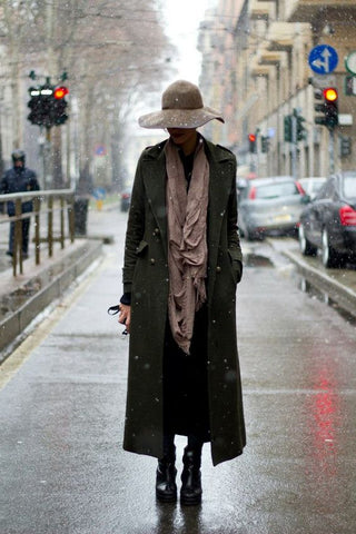 Penmayne of London floppy hat - 5 rules of buying a hat