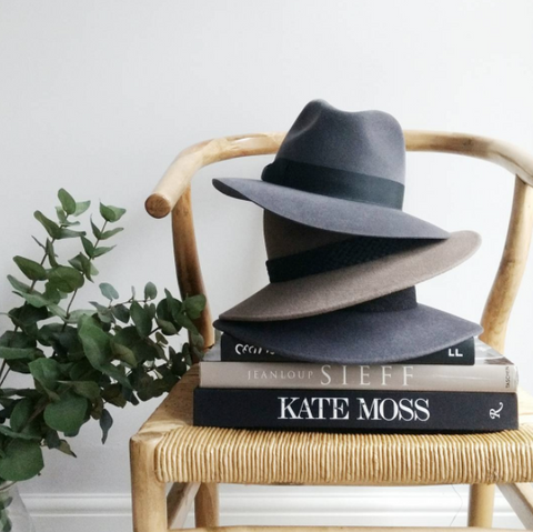 Penmayne of London hat stack - 5 rules of buying a hat