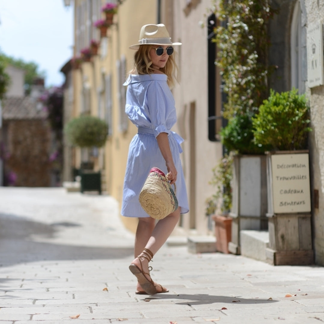 Spotted: The Olivia's Way in St Tropez