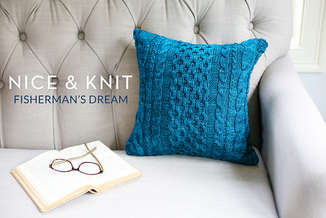 Fisherman's Dream Pillow Pattern