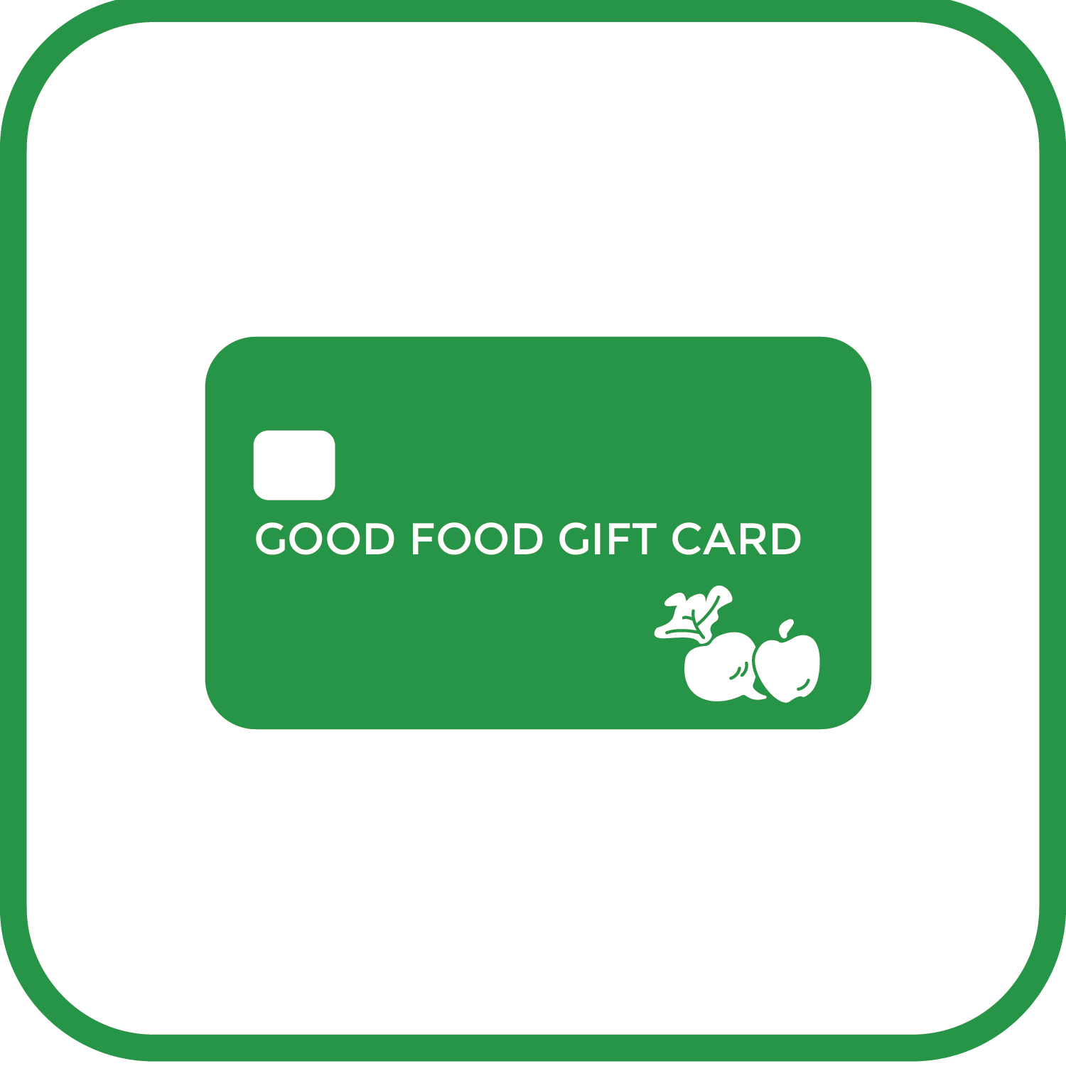 The Good Food Collective Gift Card