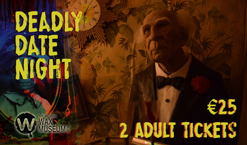 Deadly Date Night | 2 for 1 Adult Ticket