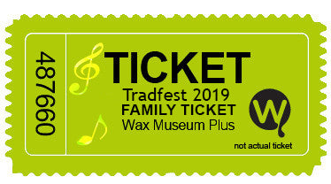 Tradfest 2019 Discount Family Ticket