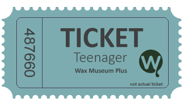 Teenager Ticket