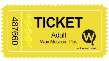 Adult Heritage Week Discount Ticket