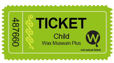 Child Heritage Week Discount Ticket