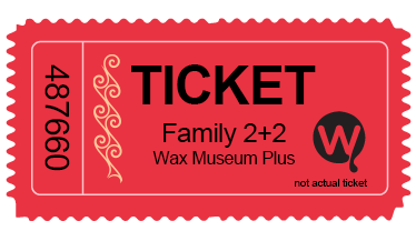 Family Heritage Week Discount Ticket