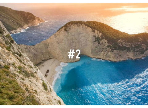 Navagio beach – Greece