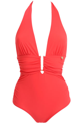 'Aphrodite' swimsuit in 'Capsicum'