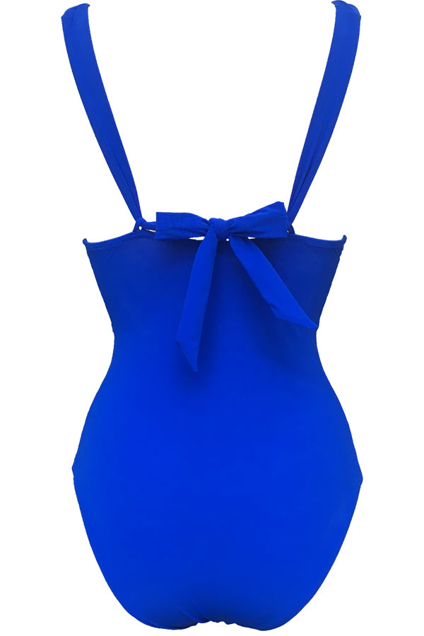 'Aphrodite' swimsuit in 'Majorelle'