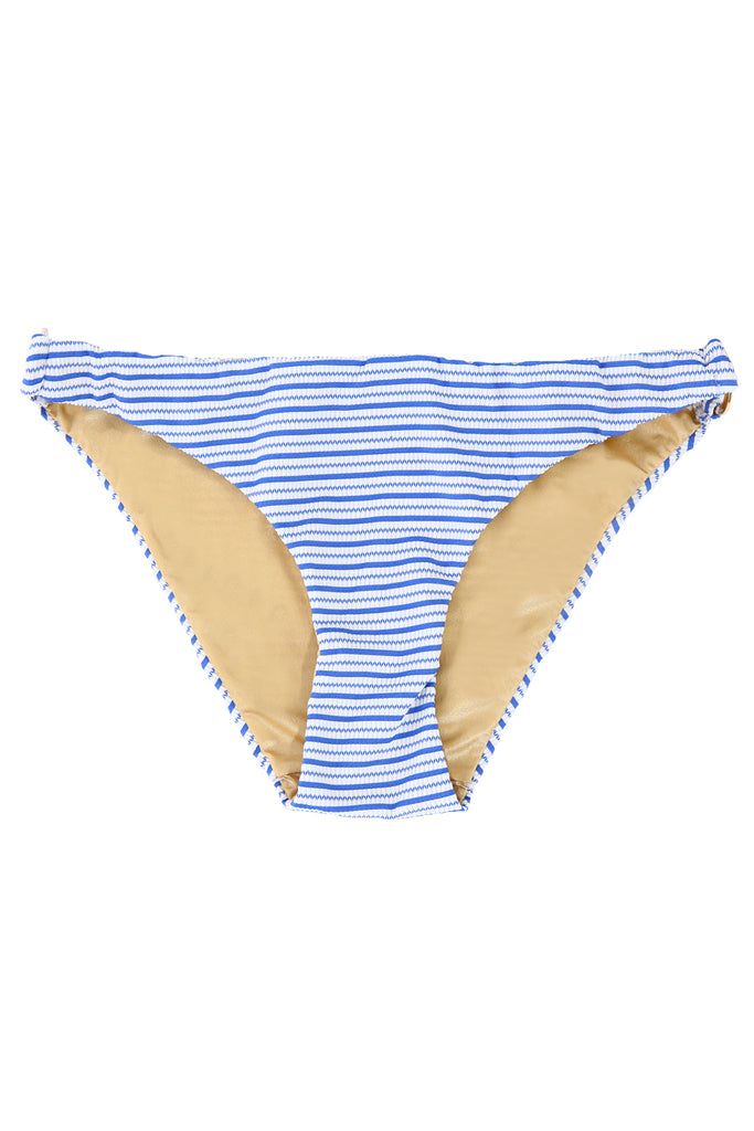 'Daphne' bikini bottoms in 'Blue Candy'