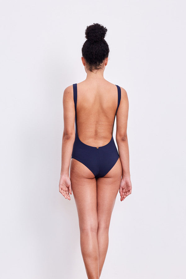 a4b2442390 Leotard  swimsuit in  Midnight  – Lilliput and Felix