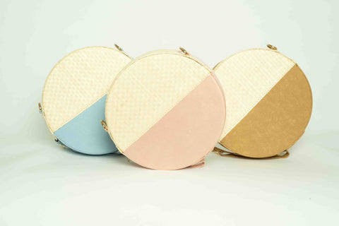 'La Tarte' bag in collaboration with La Filippine