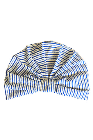 Turban in Blue Candy
