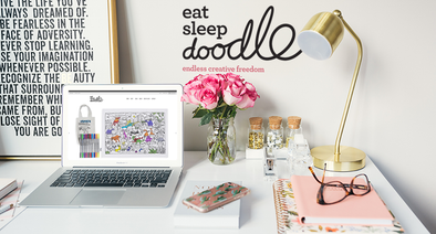 eatsleepdoodle's New Website