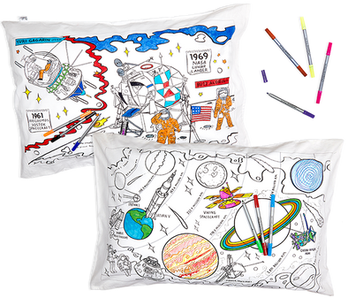colour in space gifts for kids