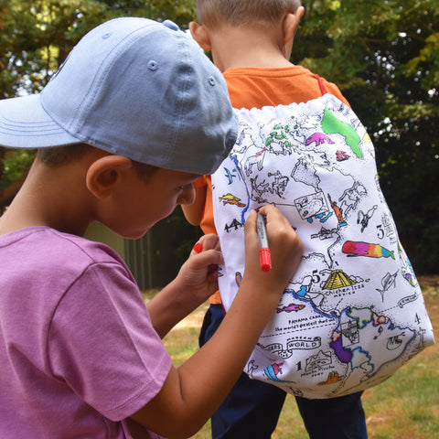 cool backpack for kids