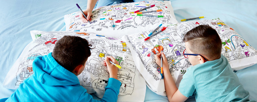 colour-in gifts for children