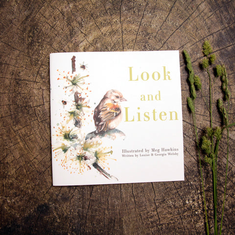 Educational nature children's book