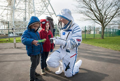 space themed half term activity
