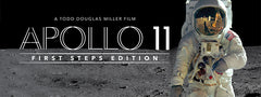 Historic moonlanding film