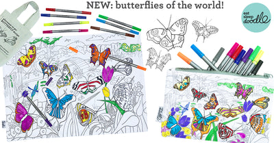 fun educational butterfly gifts for kids